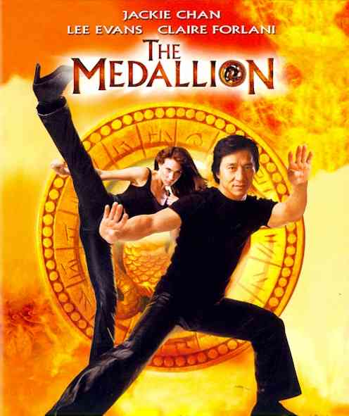 MEDALLION BY CHAN,JACKIE (Blu-Ray)